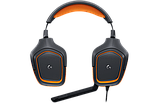 LOGITECH 981-000627 G231 Prodigy Gaming Headset, фото 3