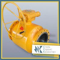 Кран шаровой стандартнопроходной 150 мм LD КШЦП