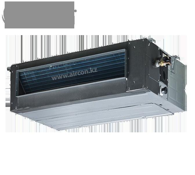 Канальный кондиционер Midea: MTI-48HWN1 (160Pa)