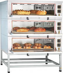 Подовые пекарские шкафы