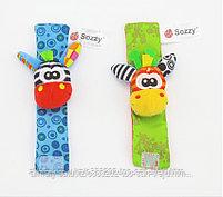 Носочки и браслетики с погремушками - SOZZY, фото 4