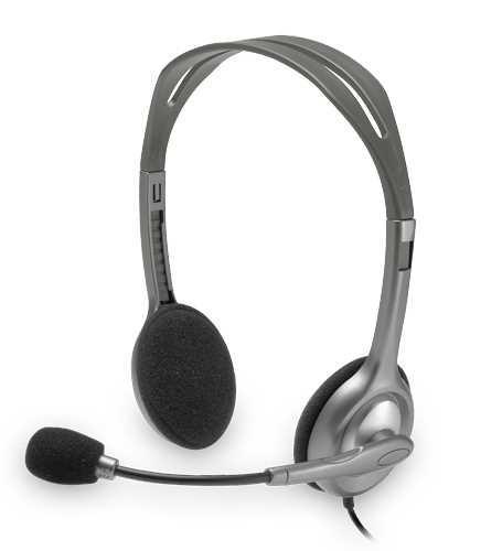 Logitech 981-000271 H110 Гарнитура Stereo