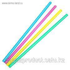 Трубочки с гофрой 500 шт d 0.8мм.