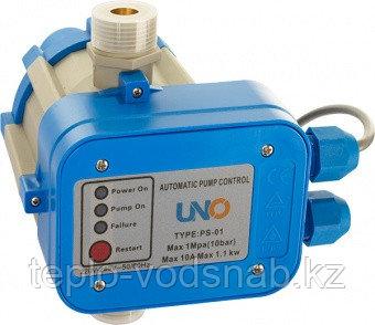 Электронный регулятор UNO PS-01 для насоса (датчик сух.хода) PS-01, фото 2