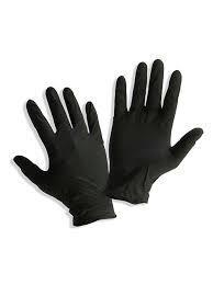 Нитриловые неопудренные медицинские перчатки