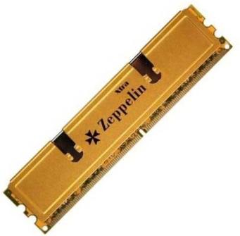 Оперативная память 4Gb/2400 DDR4 Zeppelin, фото 2