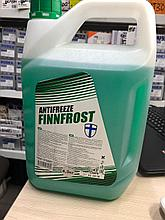 Антифриз Finnfrost Красный,Зеленый, G11, 4.3 кг,