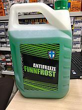 Антифриз Finnfrost G11, 9 кг,