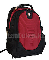 Городской рюкзак Swissgear бордовый 8866