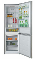Холодильник Midea HD-400RWE1N(ST) (цвет металл), фото 1
