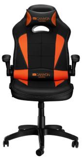 Игровое кресло Canyon Vigil CND-SGCH2, оранжевое
