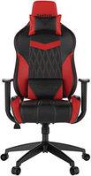 Игровое компьютерное кресло GAMDIAS ACHILLES E1 L BR, красный, фото 1
