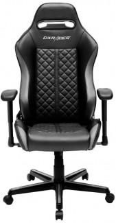 Игровое компьютерное кресло DXRacer OH/DH73/NG (Чёрный-Серый)