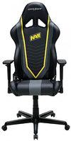 Игровое компьютерное кресло, DXRacer OH/RZ60/NGY NAVI (Черно-Серый), фото 1