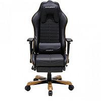 Игровое компьютерное кресло DXRacer OH/IA133/NC черный-коричневый, фото 1