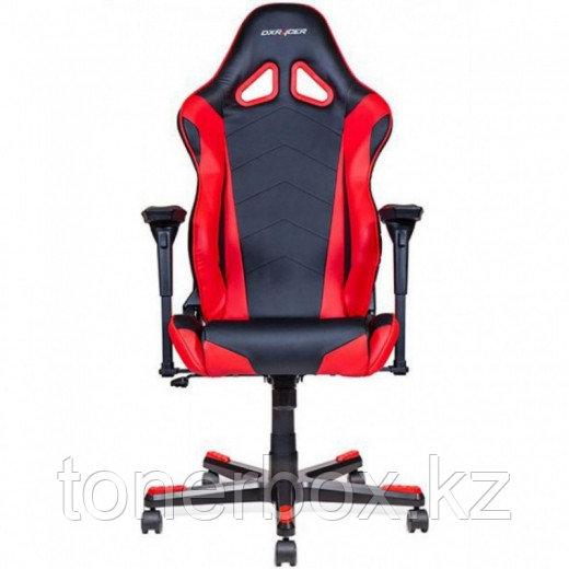 Игровое компьютерное кресло DXRacer OH/RE0/NR черный-красный
