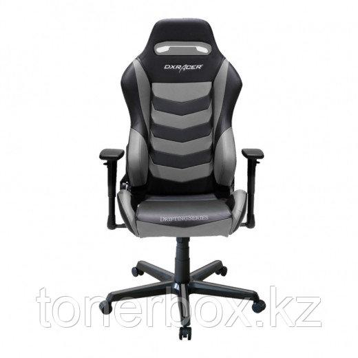 Игровое компьютерное кресло DXRacer OH/DM166/NG черный-серый