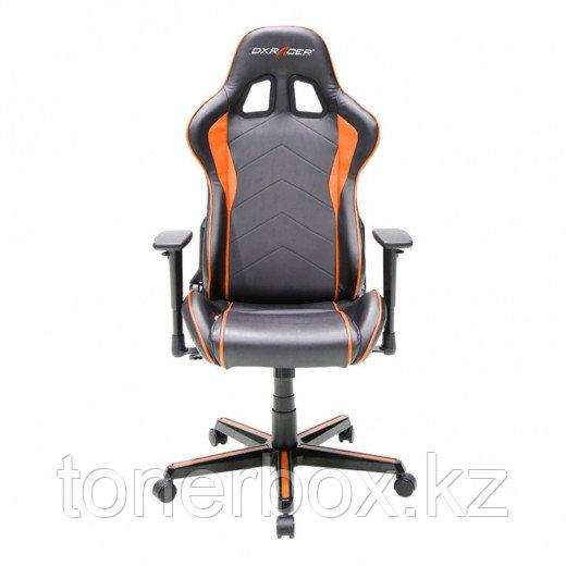 Игровое компьютерное кресло DXRacer Formula OH/FH08/NO черный-оранжевый
