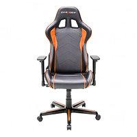 Игровое компьютерное кресло DXRacer Formula OH/FH08/NO черный-оранжевый, фото 1
