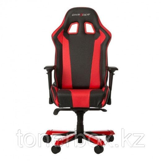 Игровое компьютерное кресло DX Racer OH/KS06/NR, черно-красное