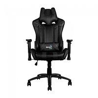 Игровое компьютерное кресло Aerocool AC120 AIR-B, черный, фото 1