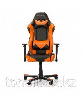 Игровое компьютерное кресло DX Racer OH/RE0/NO, черный-оранжевый