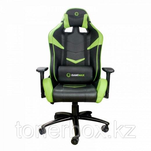 Стул компьютерный GameMax GCR08, зеленый