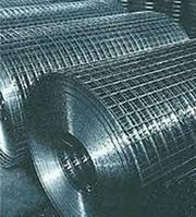 Сетка сварная оцинкованная 25х50 Ø 1,8 мм (разукомплектация)