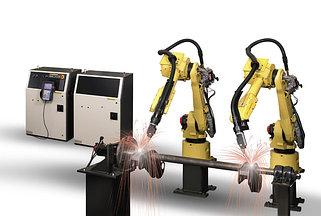 Роботизированные комплексы сварки