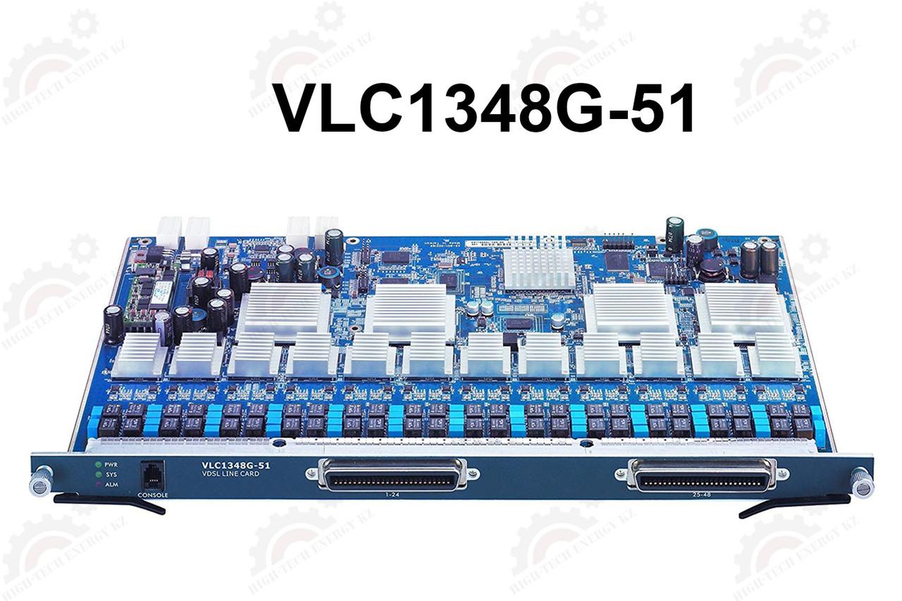 48-портовый универсальный модуль VLC1348G-51