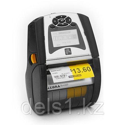 Мобильный принтер этикеток Zebra  QLn320