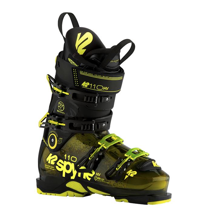 K2  ботинки горнолыжные Spyne 110 HV -102mm