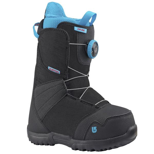 Burton  ботинки сноубордические детские Zipline Boa