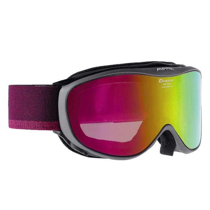 Alpina  маска горнолыжная Challenge 2.0 HM