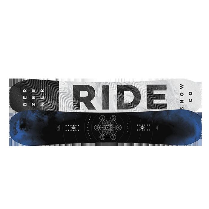 Ride  сноуборд мужской Berzerker