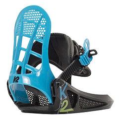 K2  крепления сноубордические детские Mini Turbo