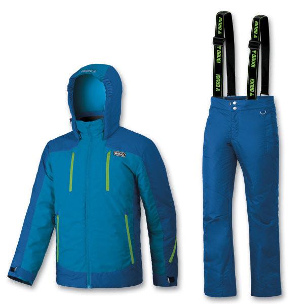 Brugi  костюм подростковый горнолыжный