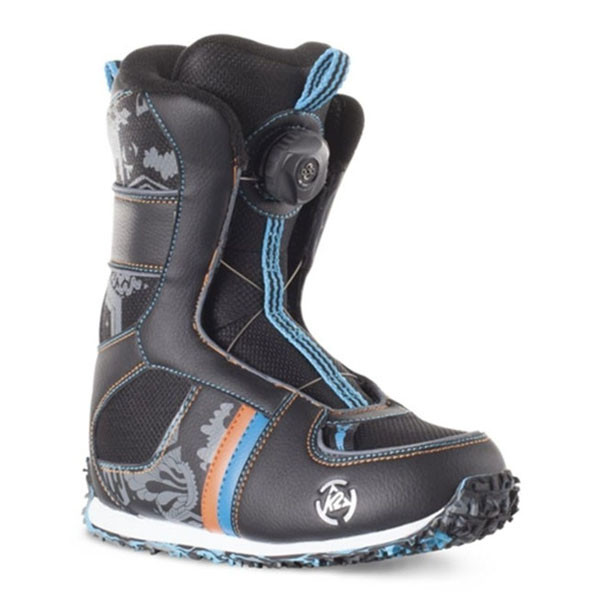 K2  ботинки сноубордические детские Mini Turbo