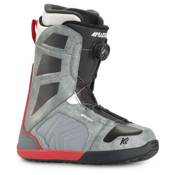 K2  ботинки сноубордические мужские Raider