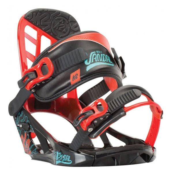 K2  крепления сноубордические детские Vandal