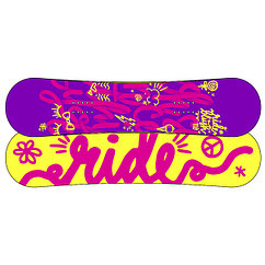 Ride  сноуборд детский Blush