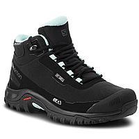 Salomon ботинки женские Shelter cs wp