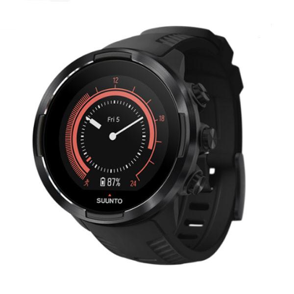 Suunto  часы 9 Baro HR black