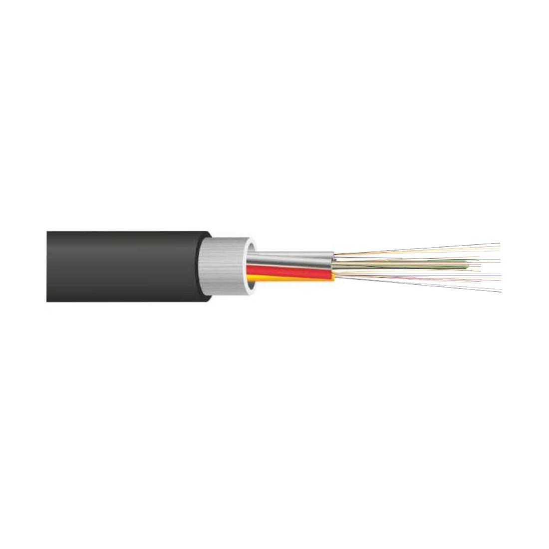 Кабель оптоволоконный  ОККМC-0 22(G.652.D)-12-6кН