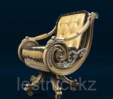 Резное кресло на заказ Алматы