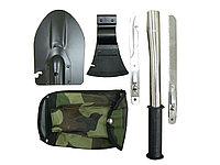 Набор походный 4 в 1 (лопата, нож, пила, топор), фото 1