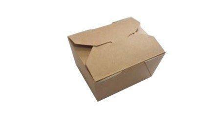 Коробка универсальная д/лапши, вторых блюд и гарниров ECO FOLD BOX 600мл, 110х90х65мм, , 450 шт, фото 2