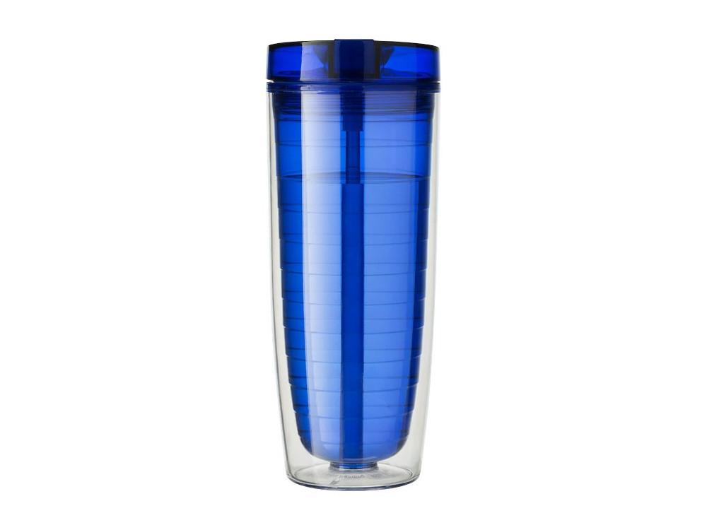 Термостакан Sippe, синий прозрачный - фото 3