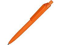 Ручка пластиковая шариковая Prodir QS30 PRT софт-тач, оранжевый