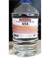 Растворитель универсальный 646 3,2 кг=4 л/ КЕТОН